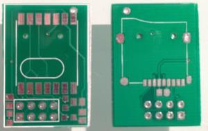 RFM12B breakout board PCB V1.0