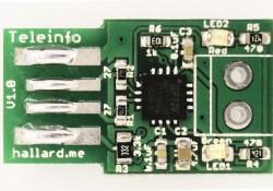 Teleinfo Soudure USB