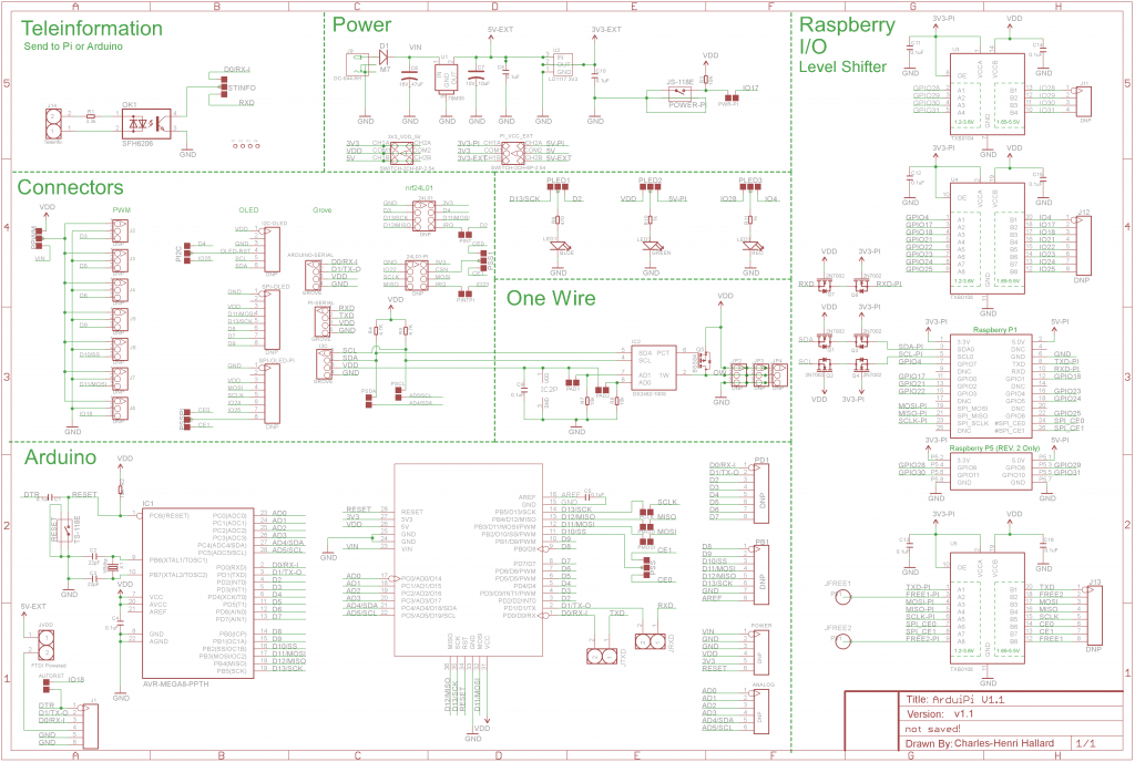 ArduiPi-V1.1-sch-1024x688 Raspberry Pi Schematic Pdf on camera module v1, robot draft, motor shield, 0w ram, autodesk eagle, arpi600 for, touch screen display, camera module housing,