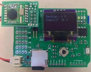 ArduiLED with RFM12B Sending Data