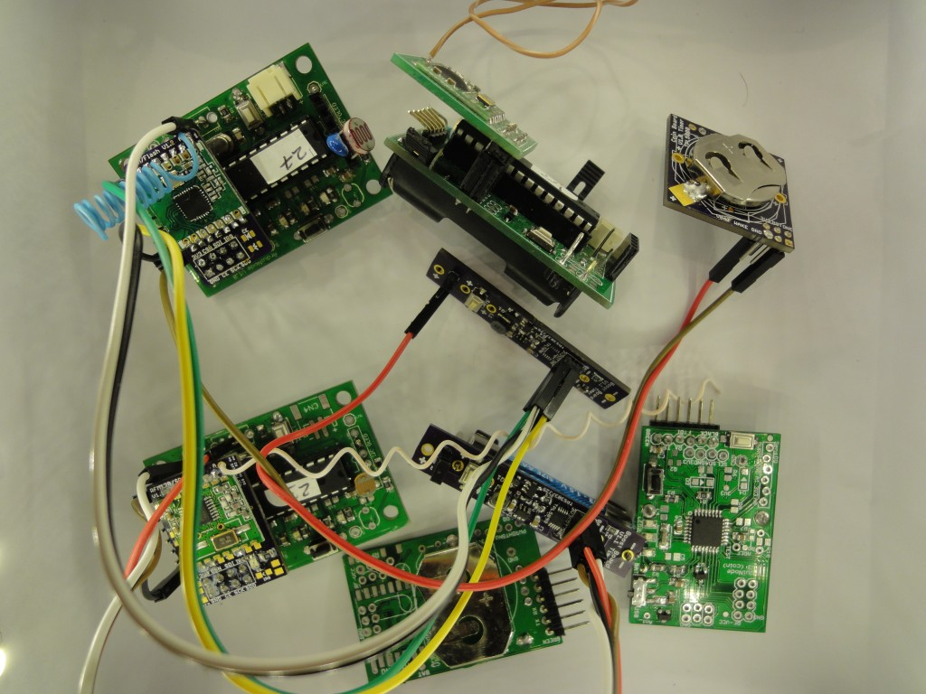 ULPNode Early Prototypes