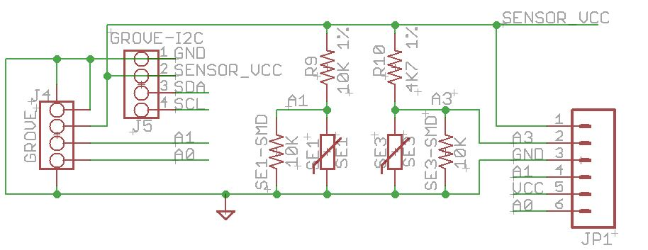 ULPNode Analog Sensors