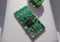 MAX31865 board