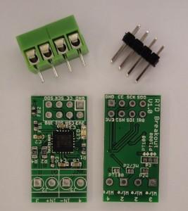 MAX31865 breakout board