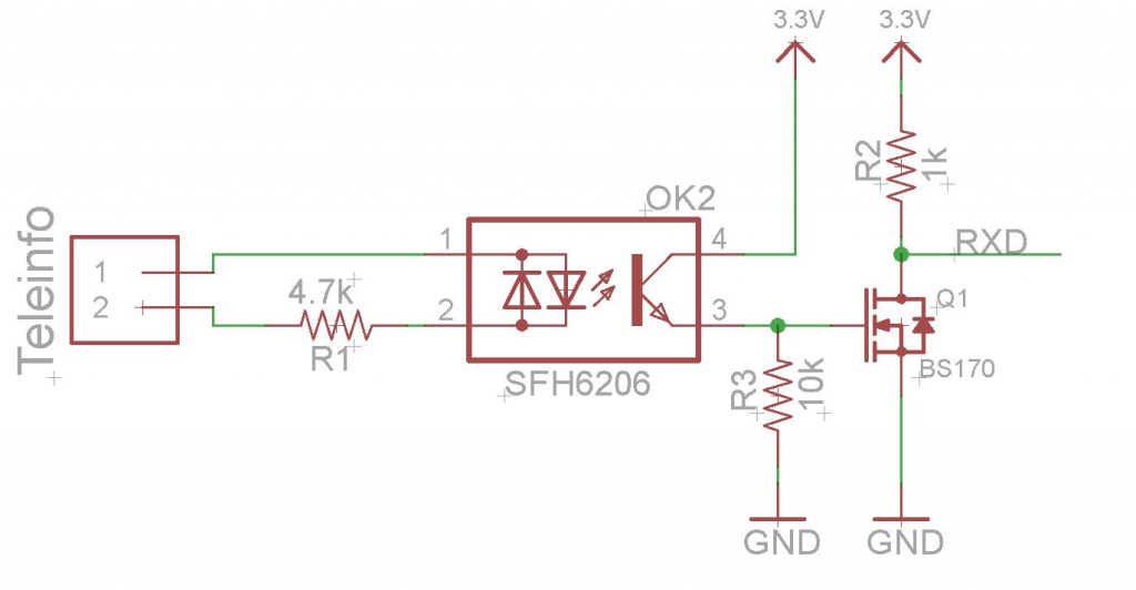 Montage à transistor