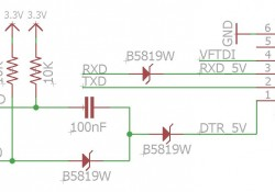 FTDI ESP8266 Auto Reset
